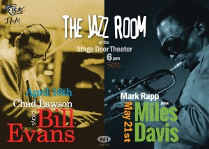 The Jazz Room - Spring 13