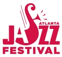 Atlanta Jazz Festival - red logo